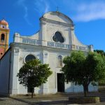 Sailing in Italy - Church in Capraia