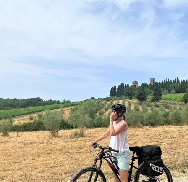 Chianti bike tour - Cycling paradise