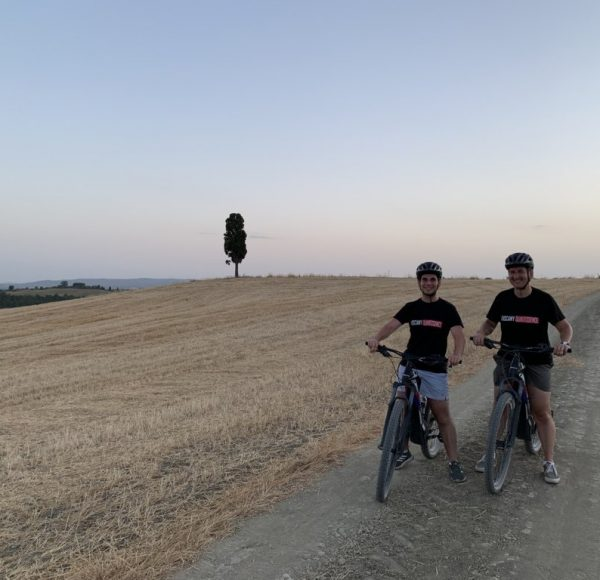 Crete Senesi - In the middle of nowhere