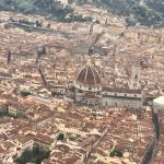 Day trips from Florence - Florence from the sky