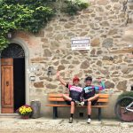 Tuscany Bike Tour - cycling with fiends is really fun!