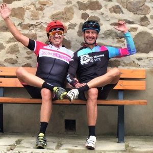 Tuscany Bike Tours - Friends