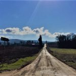 Via Francigena by bike - From Lucca to Siena - On my way