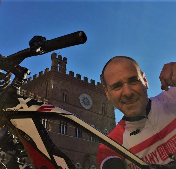 Via Francigena by bike - From Lucca to Siena - We did it!