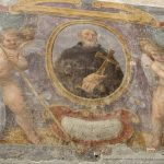 Badia a Passignano - fresco in the refectory