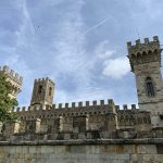 Badia a Passignano - The towers of the abbey