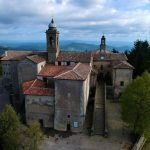 Montesenario - view from drone