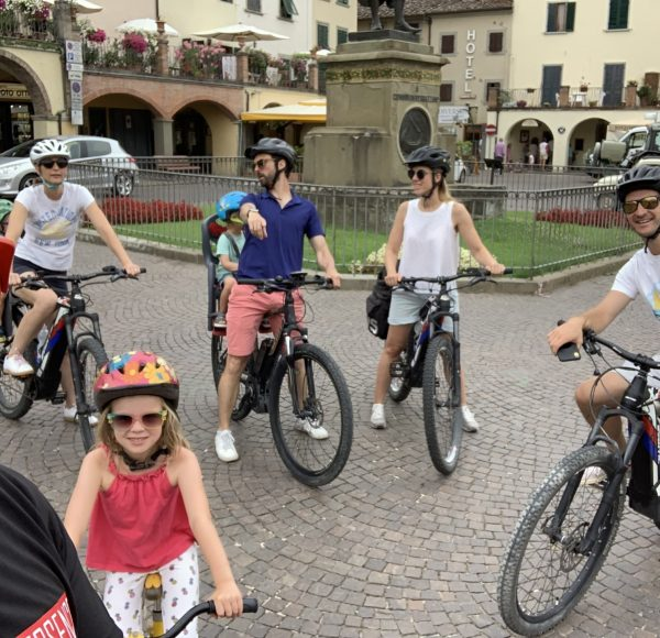 Chianti bike tour - Family event