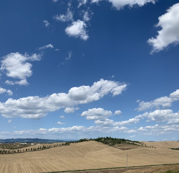 Crete Senesi by bike