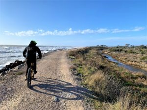 Maremma National Park by bike