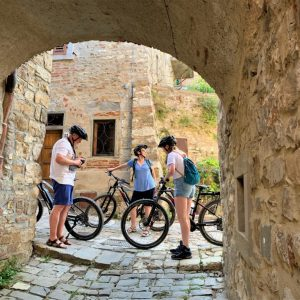 Bike tour in Tuscany from Florence